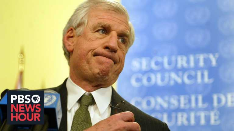 GOP a 'grotesque caricature' of what it was before, says former Sen. John Danforth