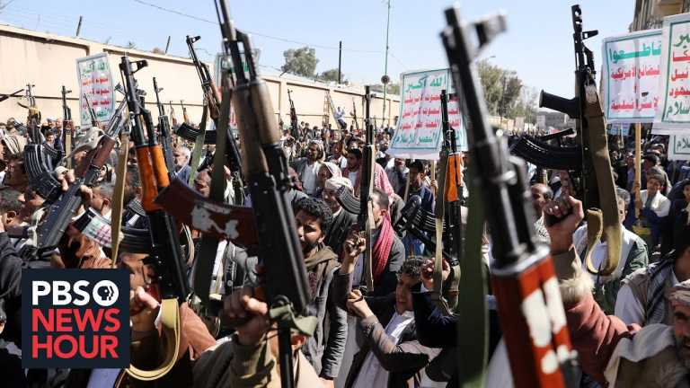 In foreign policy shift, Biden lifts terrorist designation for Houthis in Yemen
