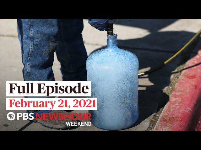 PBS NewsHour Weekend Full Episode February 21, 2021