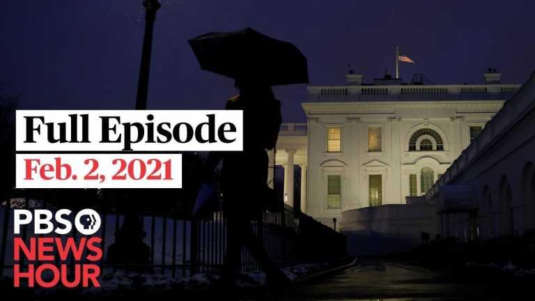 PBS NewsHour West live episode, Feb. 2, 2021