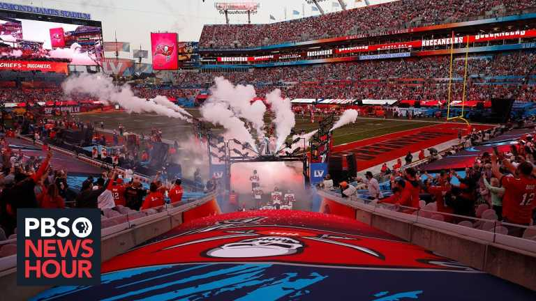 NFL caps a season amid the pandemic with a Super Bowl like no other