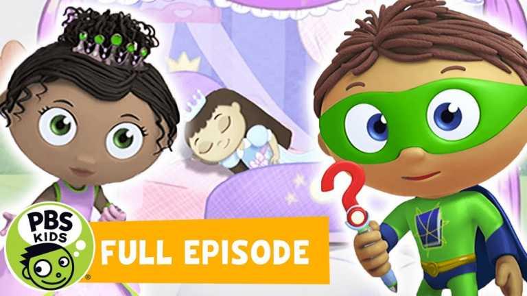 SUPER WHY! Full Episode | Sleeping Beauty | PBS KIDS