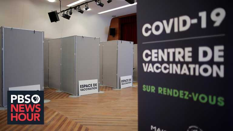 Supply shortages and delays leave Europe's vaccination campaign in crisis