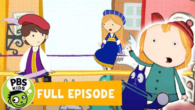 Peg + Cat FULL EPISODE | Yet Another Tree Problem / The Romeo and Juliet Problem | PBS KIDS