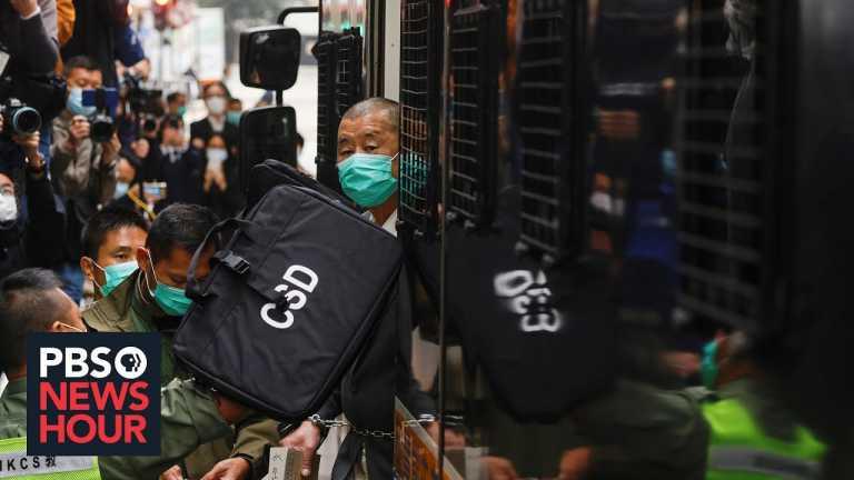 China overhauls Hong Kong's education system amid ongoing crackdown