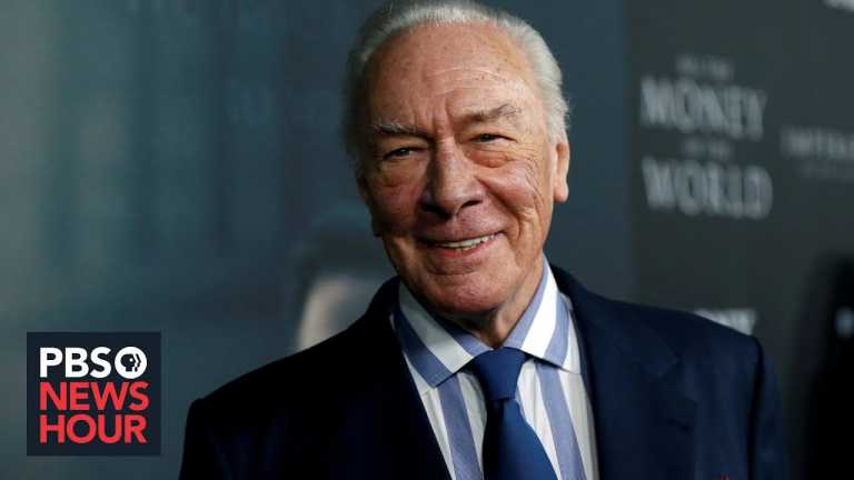 A look back at actor Christopher Plummer's most iconic roles