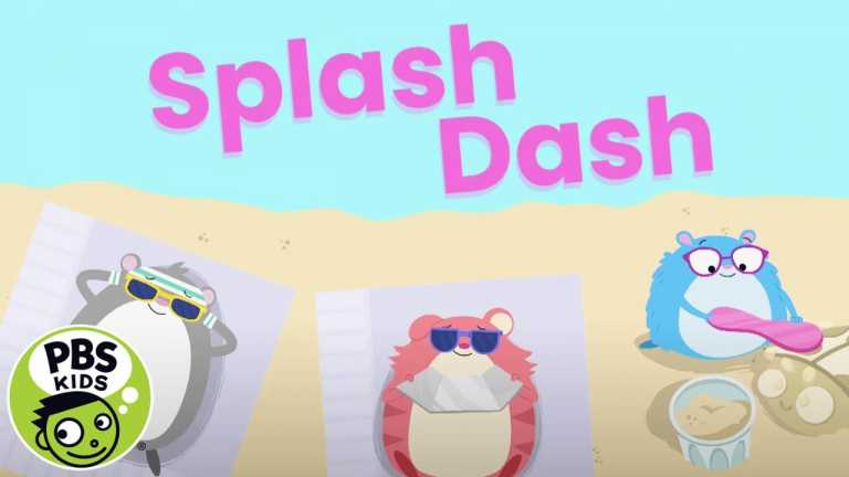Team Hamster! | Splash Dash | PBS KIDS
