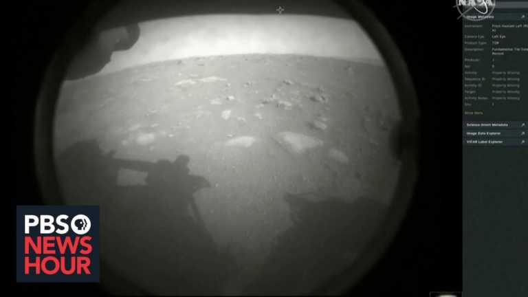 WATCH LIVE: NASA gives update on Perseverance rover's mission on Mars