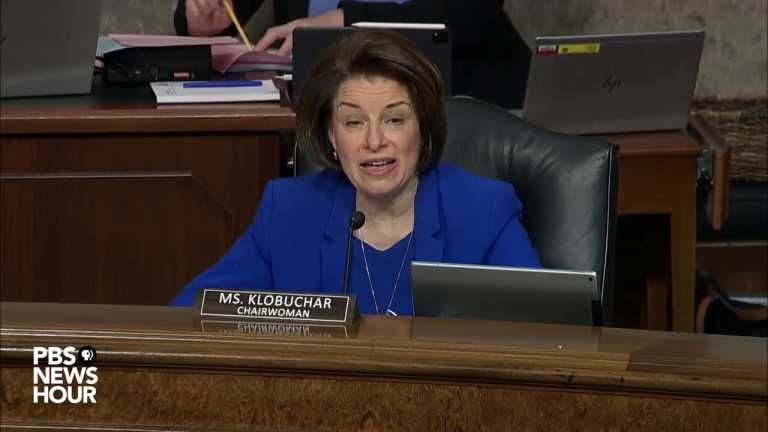 WATCH: Sen. Amy Klobuchar wants these questions answered about the U.S. Capitol attack