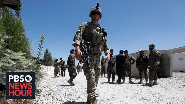 Bipartisan report urges the Biden administration to remain committed to Afghanistan