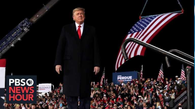 Republican senators who voted to convict Trump face political peril at home