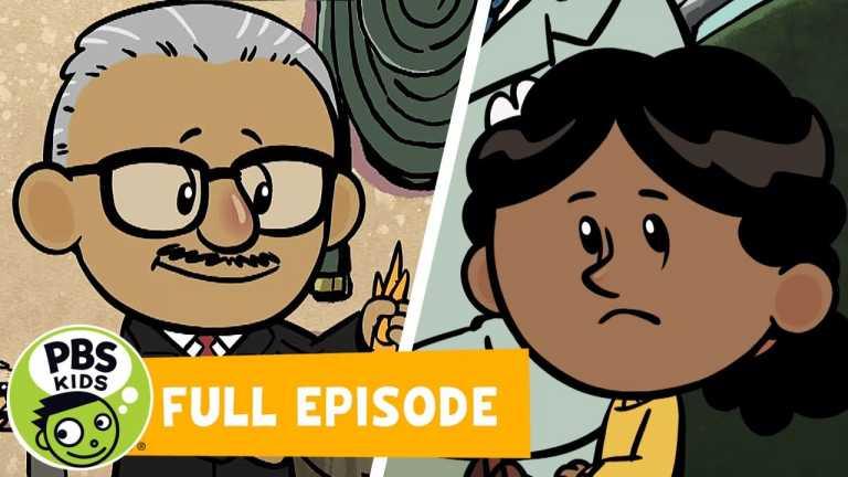 Xavier Riddle & the Secret Museum FULL EPISODE | I am Rosa Parks / I am Thurgood Marshall | PBS KIDS