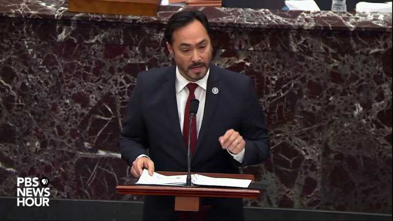 WATCH: Insurrection was a 'dress rehearsal' for foreign adversaries, says Rep. Castro