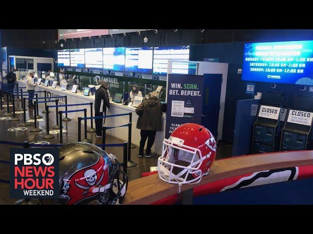 Go big or go home: America's multi-billion dollar sports betting business