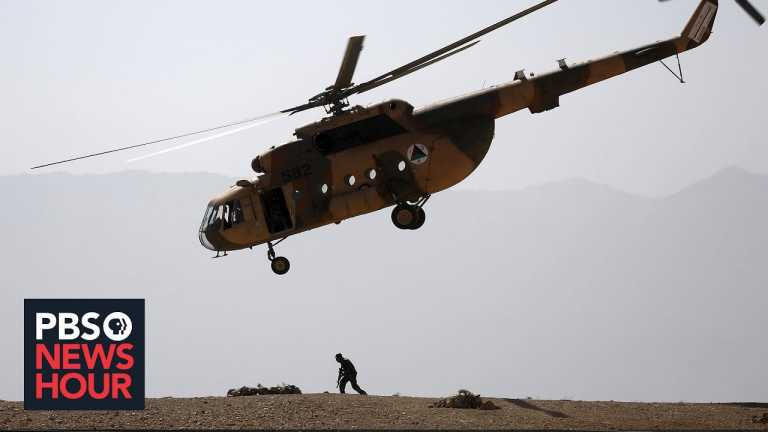 Abandoned by America and hunted by the Taliban, an Afghan fighter pilot faces new threats