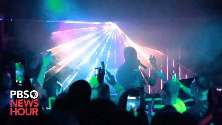 Nightclubs –Falling through Britain's COVID safety net