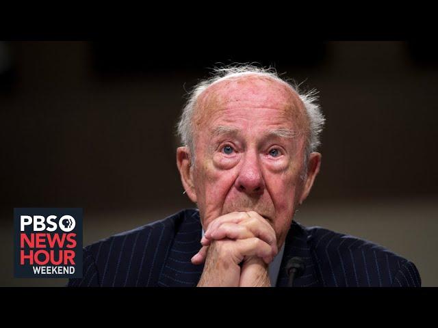 American statesman George Shultz dead at 100