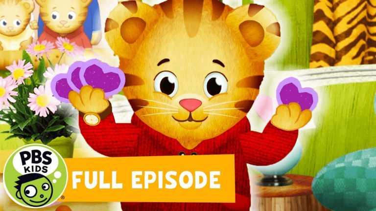 Daniel Tiger's Neighborhood FULL EPISODE | It's Love Day! / Daniel's Love Day Surprise | PBS KIDS