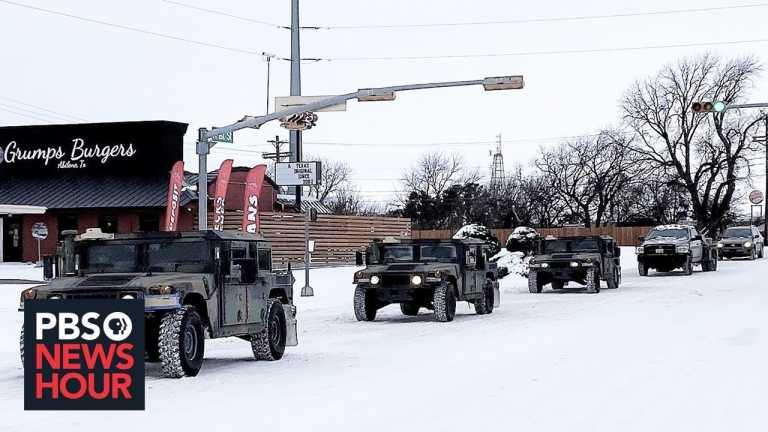 WATCH: Texas Gov. Abbott gives update on winter climate event