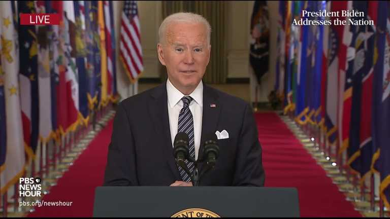 WATCH: Americans need the truth to beat COVID, Biden says