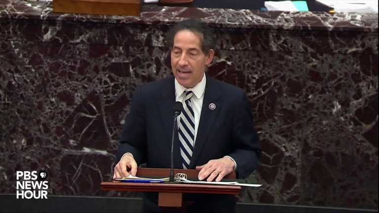 WATCH: Trump 'knew exactly what he was doing' ahead of Capitol attack, Rep. Raskin says