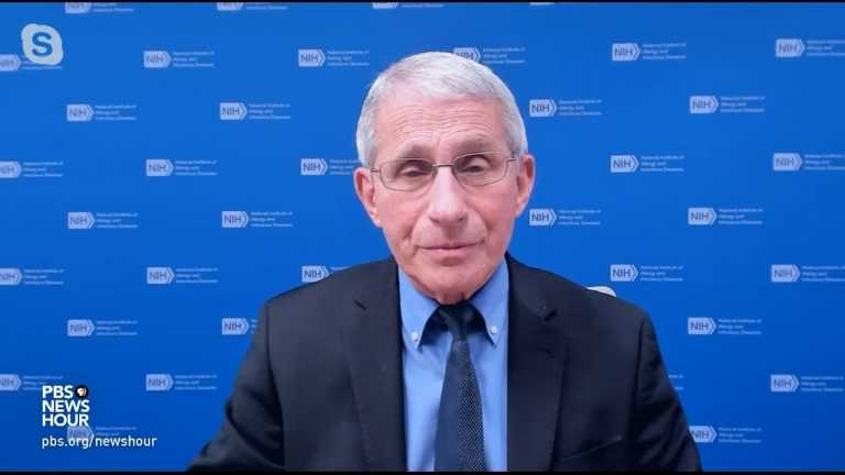 WATCH: Best way to stop COVID-19 mutants is to speed vaccinations, Fauci says