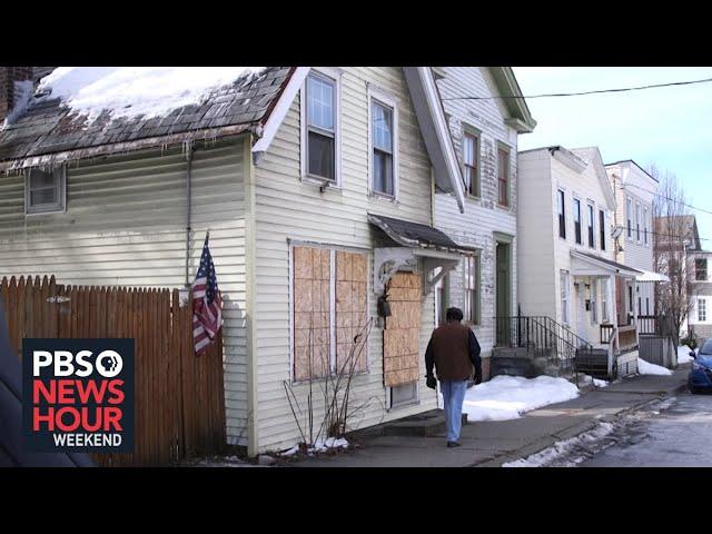 Hudson, New York is piloting a universal basic income program