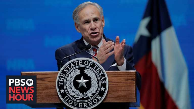 News Wrap: Texas lifts COVID mask mandate, ends limits on indoor dining
