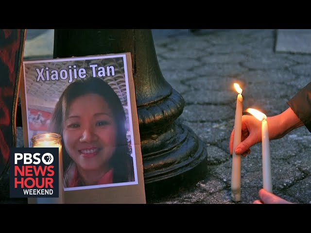 After Atlanta shooting, protesters call for action, protection for Asian Americans