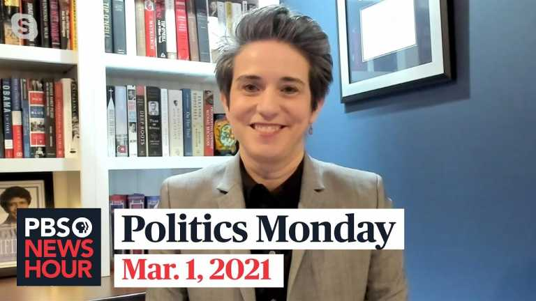 Tamara Keith and Amy Walter on Trump's CPAC appearance and Biden's immigration policies
