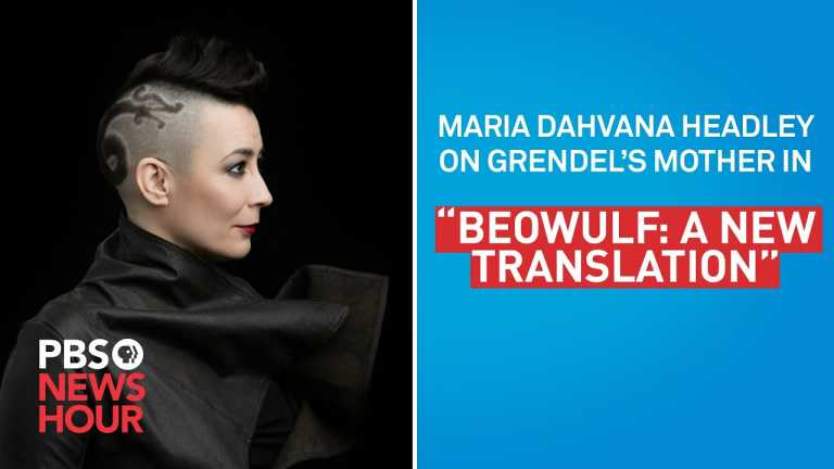 Maria Dahvana Headley on the importance of Grendel's mother's sorrow in 'Beowulf'