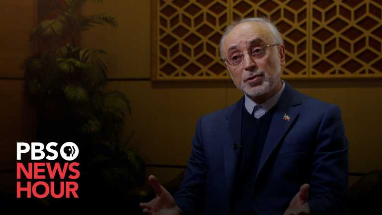 Top Iranian official tells U.S. to 'come back' to nuclear deal