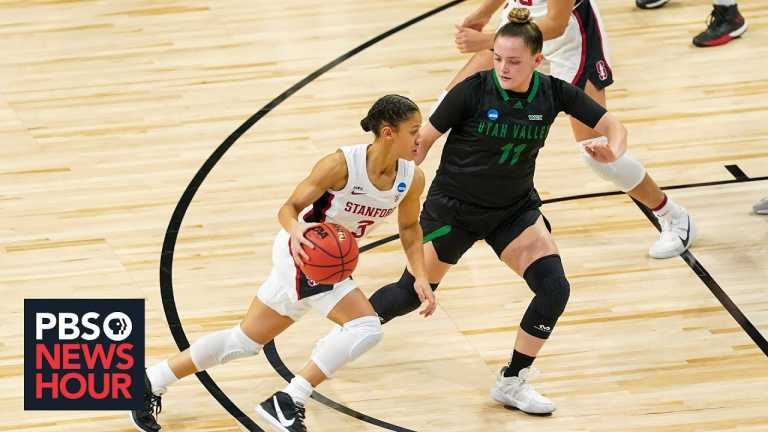 Female basketball players gets unreliable COVID testing, less online promotion from NCAA