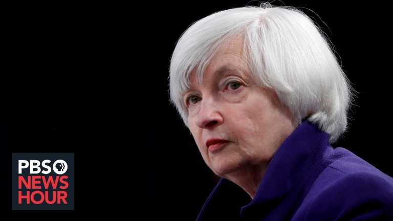 Treasury Secretary Janet Yellen on the need to go big with COVID relief