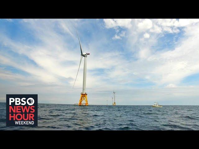 Under Biden, will offshore wind finally drive major energy gains in the U.S.?