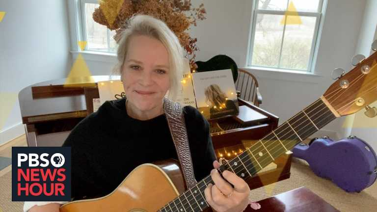WATCH: This Mary Chapin Carpenter song is like 'good medicine'
