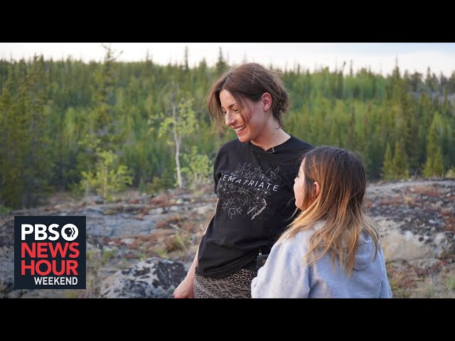One Indigenous woman's journey to reclaim her language, identity, land in Yellowknife