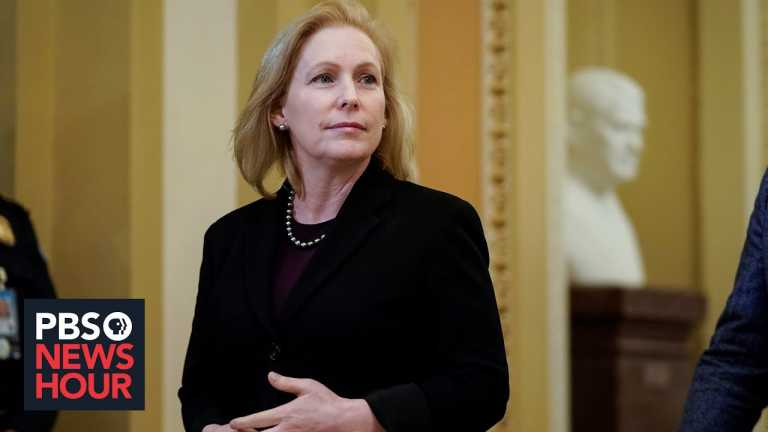 Sen. Gillibrand: sexual assault in military an 'epidemic' that's getting worse