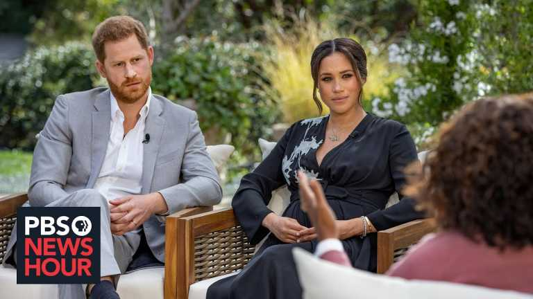 How Harry and Meghan's interview is resonating in the United Kingdom