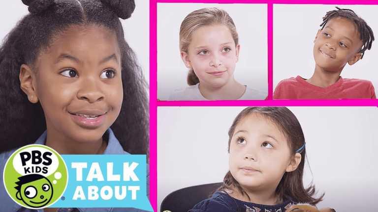 PBS KIDS Talk About | Race, Racism & Identity | PBS KIDS
