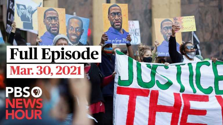 PBS NewsHour West live episode, Mar. 30, 2021