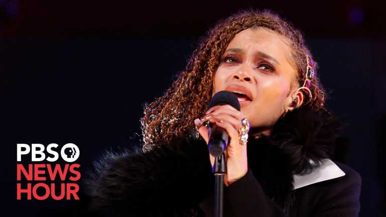 Andra Day on why artists have a responsibility to speak out on social justice