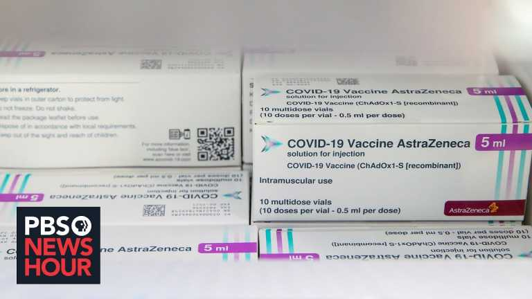 AstraZeneca scrambles to address concerns about vaccine efficacy data