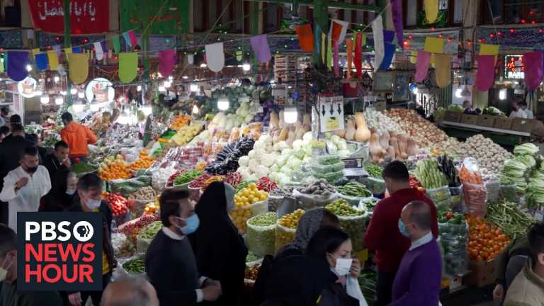 Iranians hopeful diplomacy with Washington could stem soaring inflation, unrest