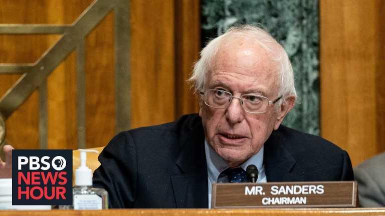 Sen. Bernie Sanders: COVID relief bill 'addresses the crises facing working families'