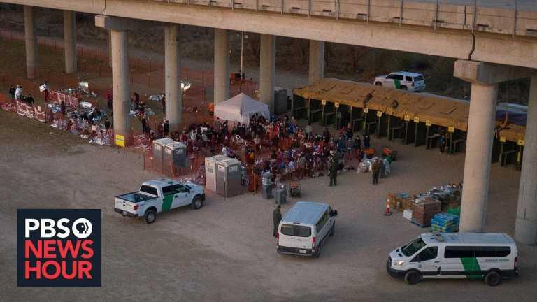 U.S. House prepares for immigration legislation amid migrant surge at the border