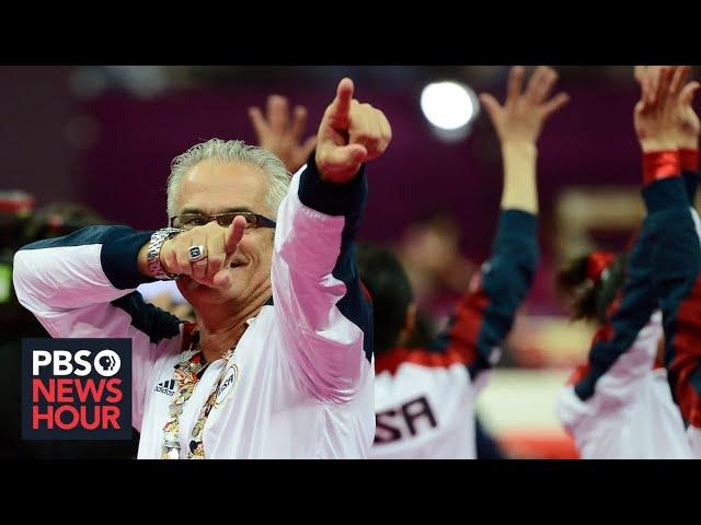 U.S. women's gymnastics program 'truly one of the tragedies of American sports'