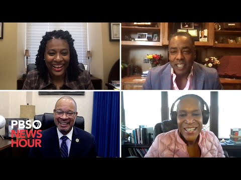 WATCH: 'I represent more than myself.' Black politicians reflect on their historic firsts