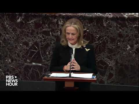 WATCH: Rep. Dean on why the Senate should convict Trump  | Second Trump impeachment trial