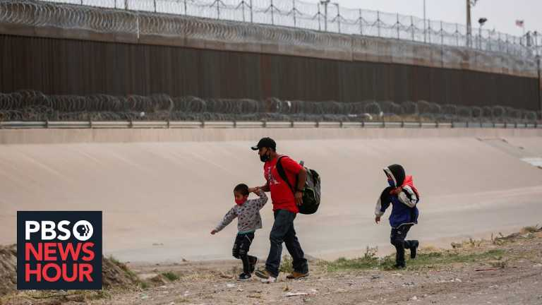 HHS to open new holding facility as migrant presence, confusion on border grows